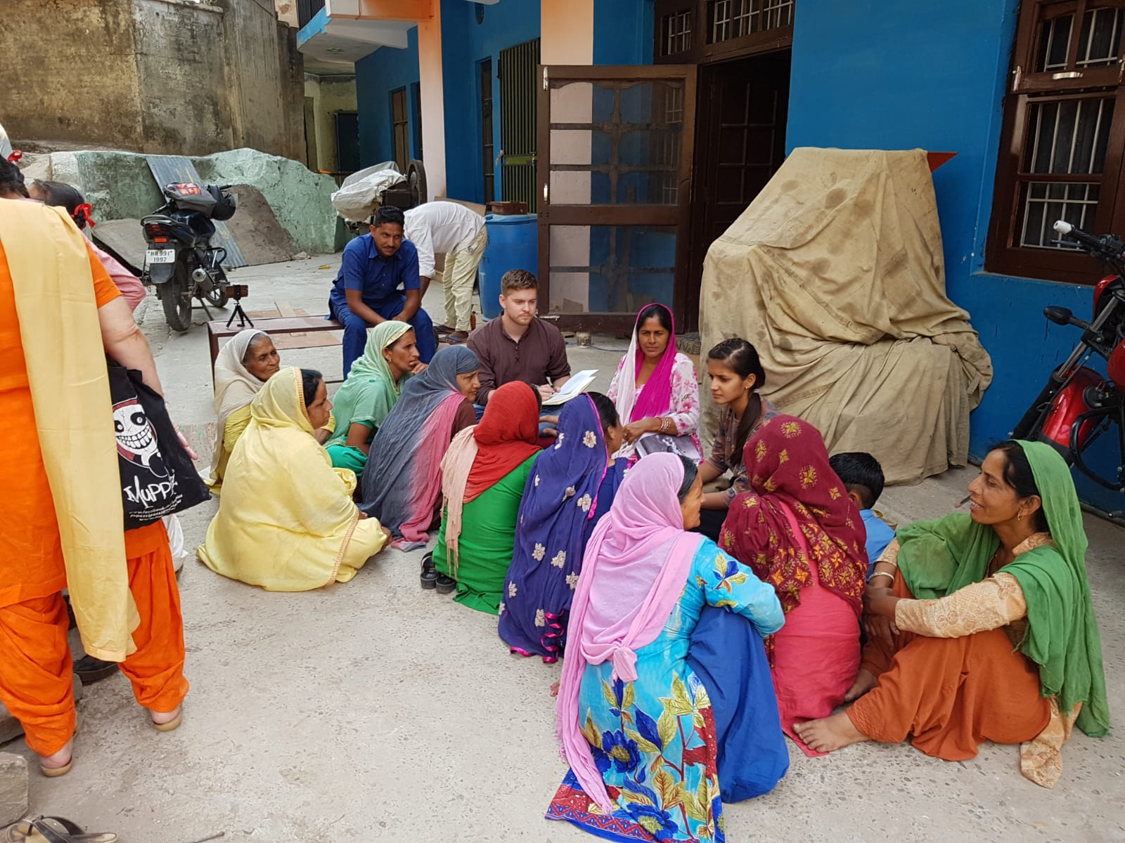 Women's Self Help Group